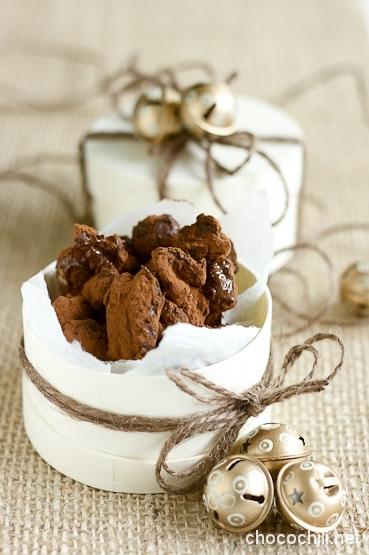 suklaapähkinät