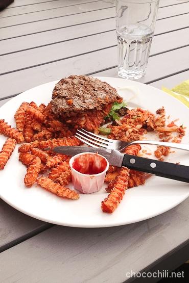 vegaaniburgeri