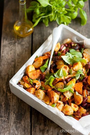 chorizo-perunasalaatti2