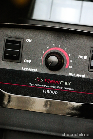 Rawmix prisma