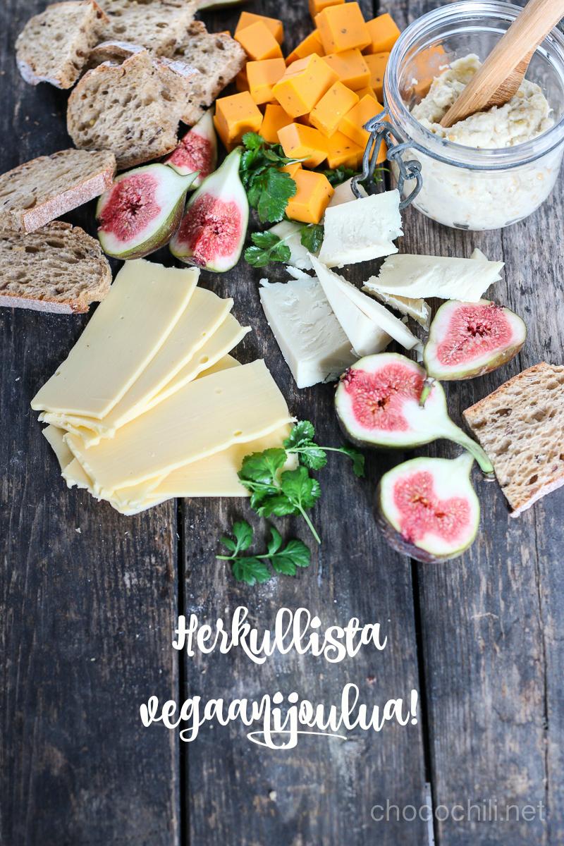 vegaaninen-juustolautanen-joulu