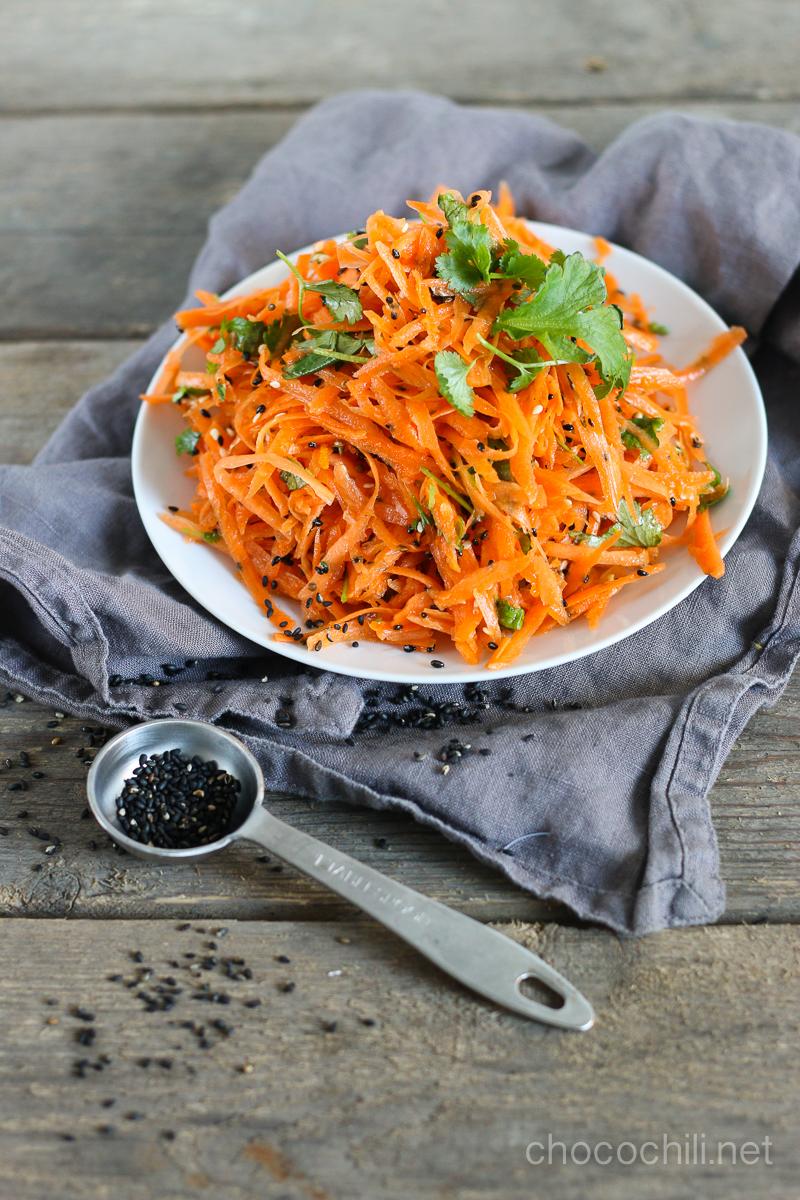 korianteri-porkkanaraaste